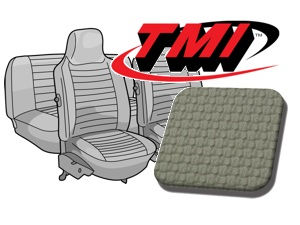 Seat Covers Beetle '74-'76 grau