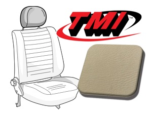 Headrest Covers Beetle '77- off white