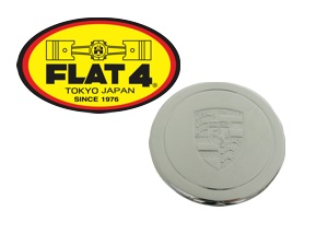 Center Cap for Flat-4 911 Style Alloy