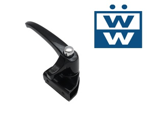 vent window Locks Black