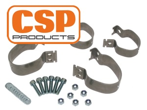 CSP Stainless Steel Sway Bar Clamps