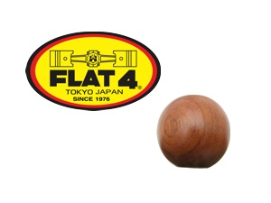 Shift Knob, Wood for Eliminator & Hurst-Style Shifter Flat-4