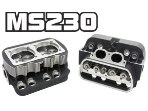 MS230 Cylinder Heads