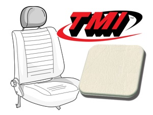 Headrest Covers Beetle '77- chalk white