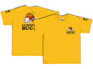 T-Shirt European BugIn