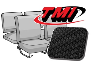Seat Covers Basketweave black