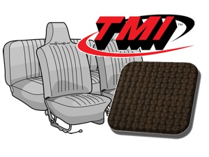 Seat Covers Beetle '70-'72 brown
