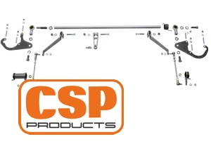 CSP Crossbar Linkage