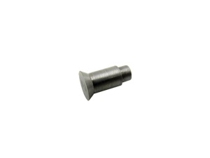 rivet for hinge, rear side window convertible