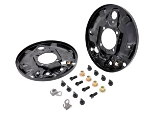 Backing Plate Kit rear