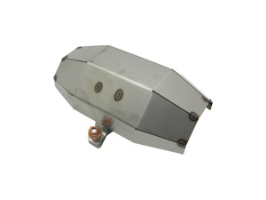 Heat Shield for Universal Catalytic Converter