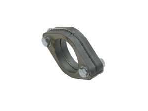 Flange Connection with Gasket