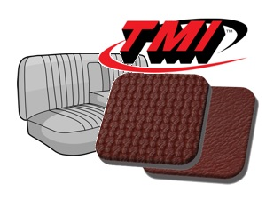 Seat Cover Basketweave red