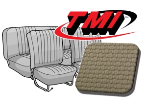 Seat Covers Beetle '54-'55 beige
