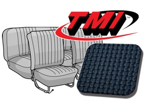 Seat Covers Beetle '54-'55 blue