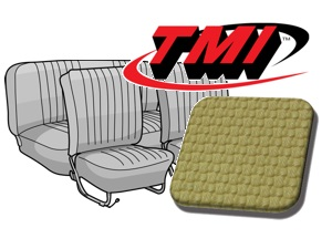 Seat Covers Beetle '54-'55 saddle