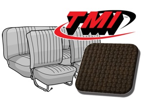Seat Covers Beetle '56-'57 brown
