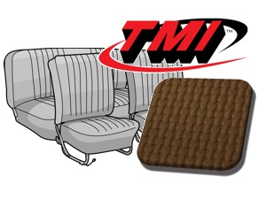 Seat Covers Beetle '56-'57 tan