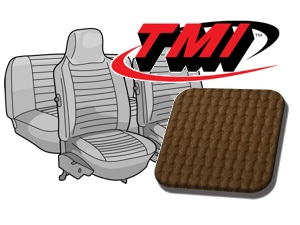 Seat Covers Beetle '74-'76 tan