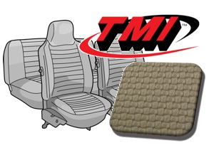 Seat Covers Beetle '74-'76 beige