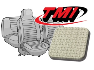 Seat Covers Beetle '74-'76 off white