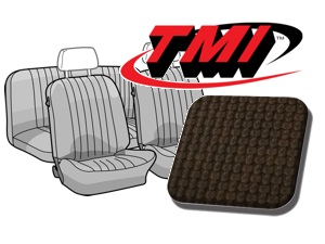 Seat Covers Karmann Ghia '69-'71 brown