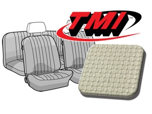 Seat Covers Karmann Ghia '69-'71 off white