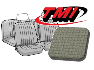 Seat Covers Karmann Ghia '69-'71 grau