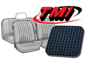 Seat Covers Karmann Ghia '69-'71 blue