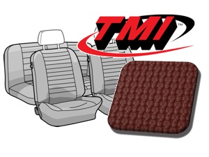 Seat Covers Karmann Ghia '72-'74 red