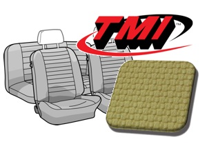 Seat Covers Karmann Ghia '72-'74 saddle