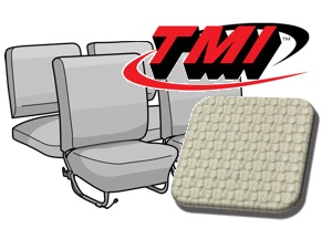 Seat Covers Basketweave white