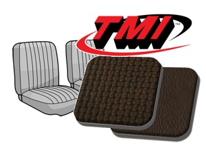 Seat Covers Front Bucket '62-'67