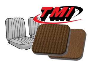 Seat Covers Front Bucket '68-'73