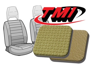 Seat Covers Front Bucket '74-'76