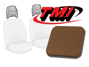 Head Rest Covers Bus '77-'79 tan