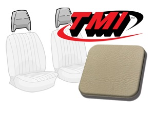 Head Rest Covers Bus '77-'79 off white