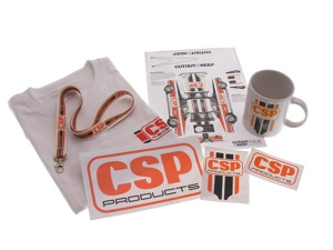 CSP Merchandise Bundle