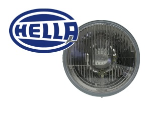 H4 Sealed Beam Unit Hella
