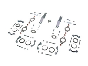 Exhaust and Heat Exchanger Mounting Kit