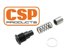 Oil Pressure Piston Block Off Kit