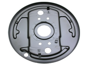 Backing Plate front