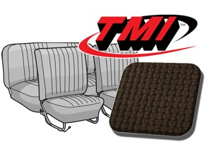 Seat Covers Beetle '68-'72 brown