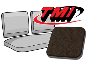 Rear Seat Cover brown