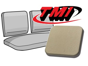 Rear Seat Cover off-white