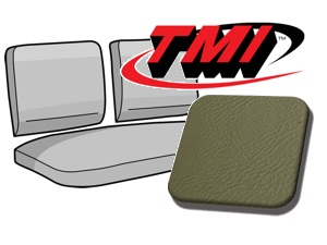 Rear Seat Cover grey