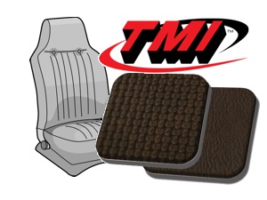 Seat Covers Basketweave brown