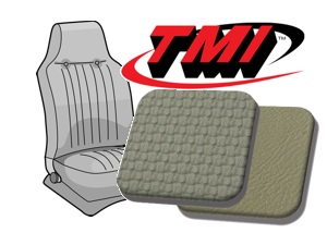Seat Covers Basketweave grey