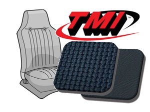 Seat Covers Basketweave blue