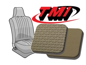 Seat Covers Basketweave beige